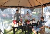 Чайный шатер в Китайском стиле