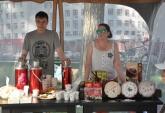 Чайные мастера Ольга и Рустам