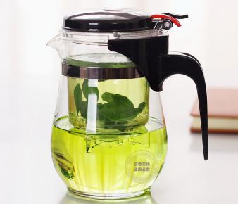 Чайник для быстрого и правильного заваривания чая