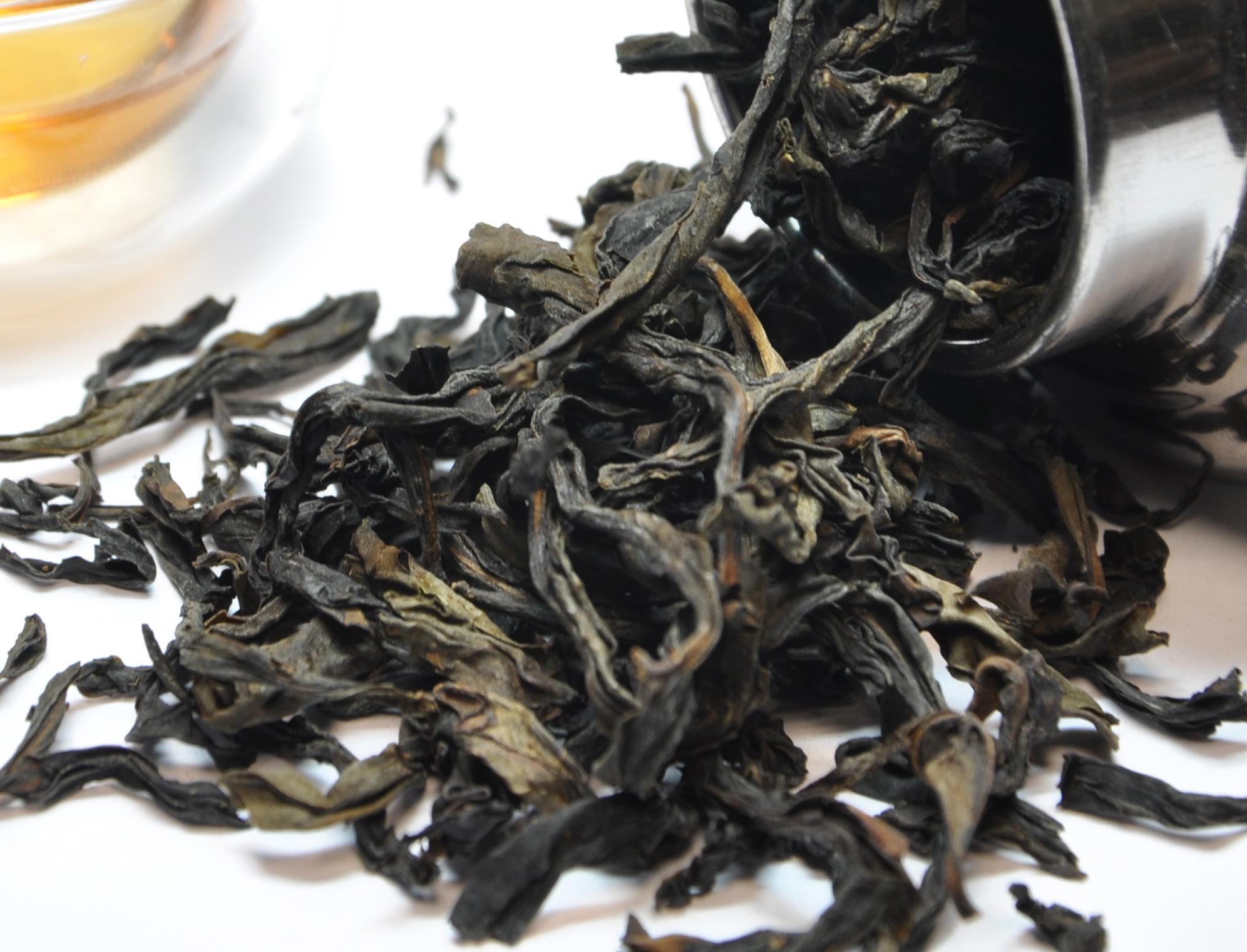 улунский чай для похудения