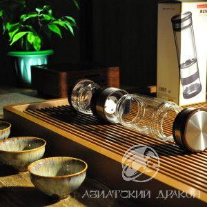 Термос для заваривания чая
