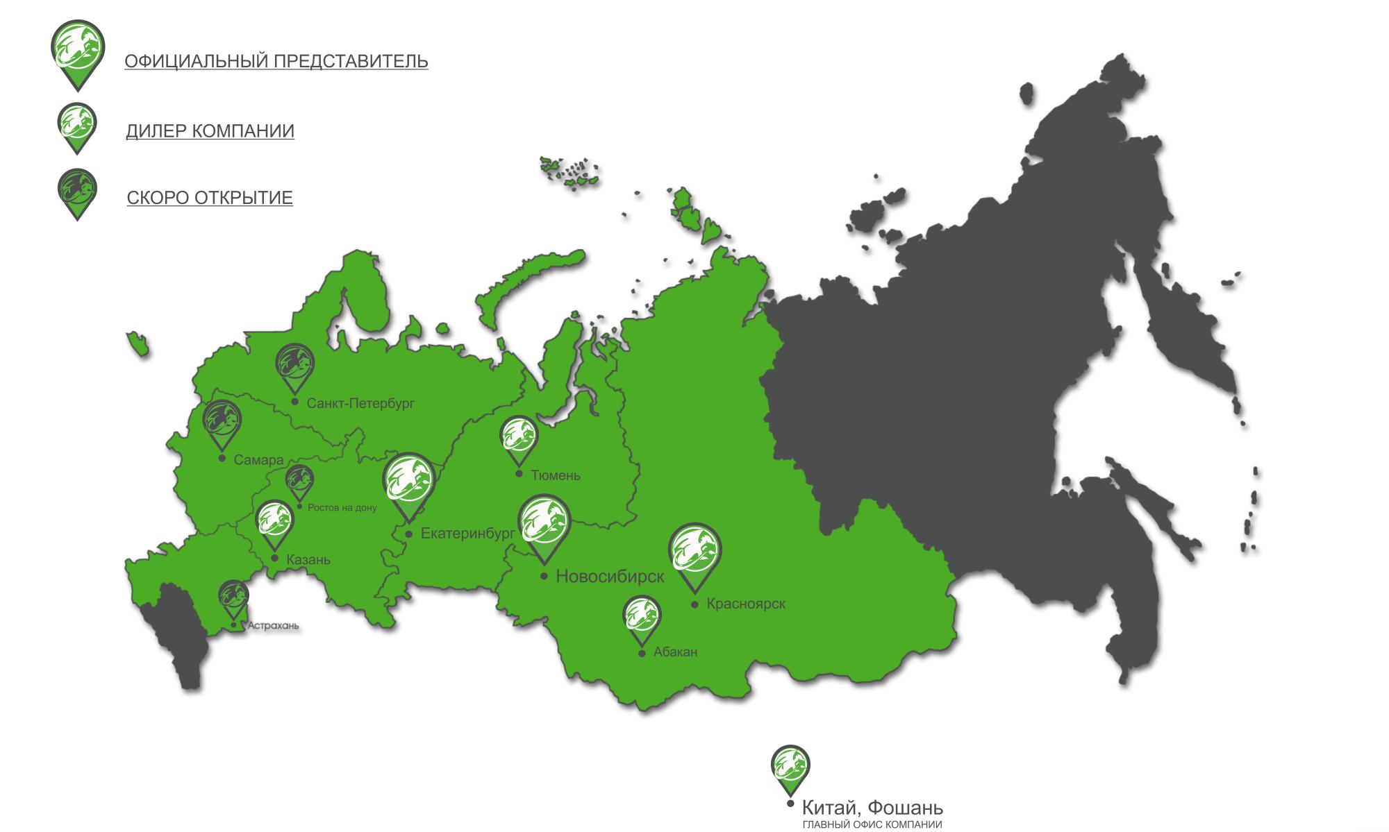 карта на сайт